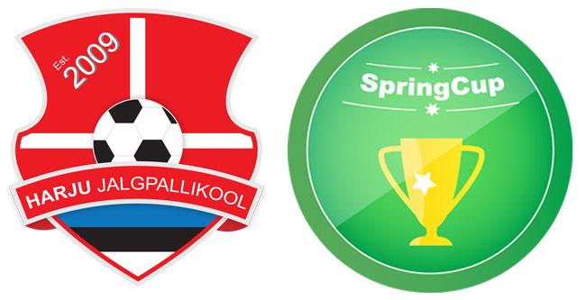 SpringCup & Harju Jalgpallikool